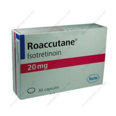 Roaccutane 20 (Isotretinoin) for Sale