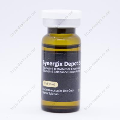 Synergix Depot E 400 (Pre-mixed Steroids) for Sale